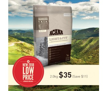 Acana Heritage Light & Fit - 2kg