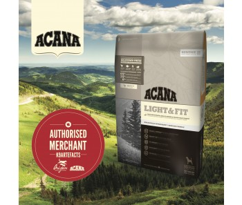 Acana Dog Heritage Light & Fit - 2kg