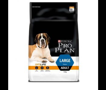 Pro Plan Dog - Adult Large with OPTILIFE 12kg