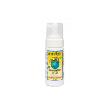 Earthbath Grooming Foam Cat Hypo-Allergenic - 8oz