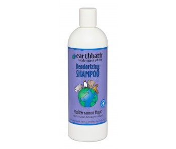Earthbath Shampoo Mediterranean Magic - Available in 16oz & 1 Gallon