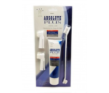 Absolute Plus Dental Kit - Meat Flavour