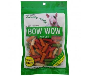Bow Wow Dog treats Mixed Cuts 150g