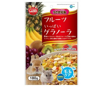 Marukan Granola Fruit Mix 180g [ML07]