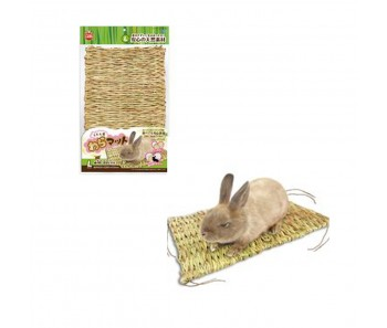Marukan Straw Mat For Small Animals - Available in M, L & LL