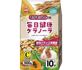 Granola Daily Health Care for Guinea Pig 500g