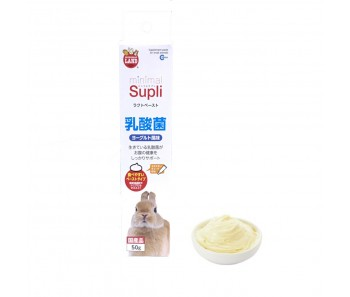 Marukan Minimal Supli Lactic Acid Bacterial Supplement Paste Supplement Paste For Small Animals 50g [ML90]