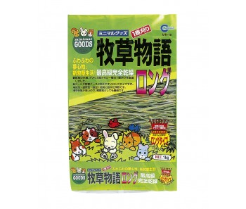 Marukan Timothy Grass Long Type 1kg [MR18]