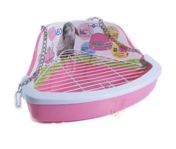 Marukan Rabbit Toilet Neo [MR259]