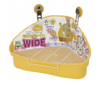 Marukan Wide Toilet Tray for Rabbit [MR314]