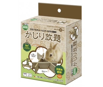 Marukan Rabbit Wooden Puzzle [MR373]