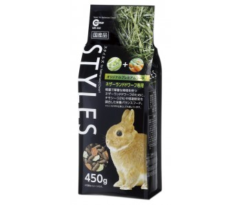 MARUKAN STYLES FOR NETHERLAND DWARF 450g [MR500]