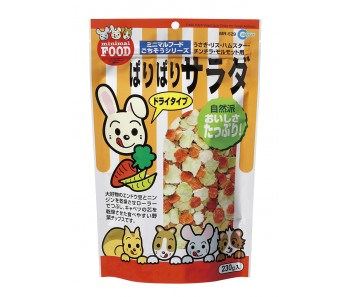 Marukan Pari Pari Vegetable Chips for Small Animals 230g [MR529]