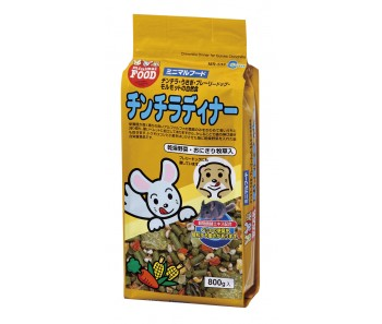 Marukan Chinchilla Dinner Mix Fruit 800g [MR535]