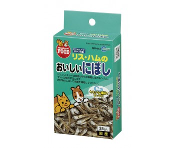 Marukan Dried Fish 35g [MR543]