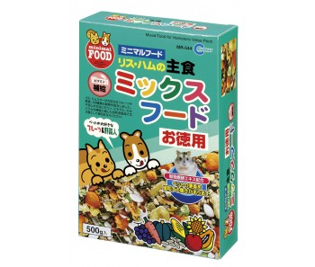 Marukan Hamster Main Food Mix 500g [MR544]