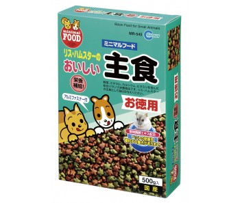 Marukan Hamster Main Food 500g [MR545]