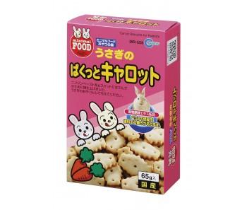 Marukan Carrot Biscuit for Rabbit 65g