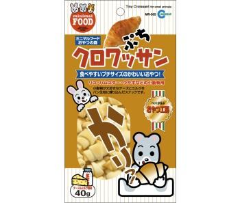 Marukan Cheese & Milk Croissant 40g [MR565]