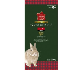 Marukan Premium Rabbit Food Maintence 600g [MR567]