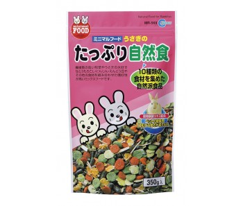 Marukan New Healthy Natural Rabbit Food 350g [MR569]