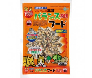 Marukan Hamster Balance Mix Food 450g [MR525]