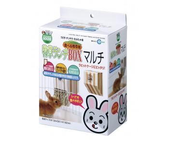 Marukan Lunch Box Multi For Hay [MR612]