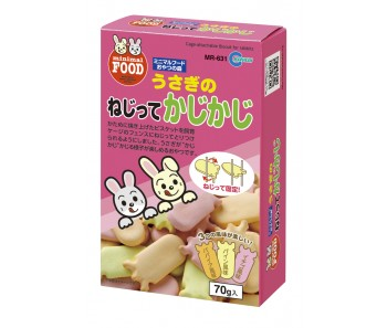 Marukan Cage Attachable Biscuit for Rabbit [MR631]