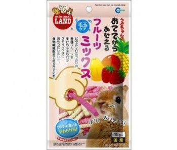 Marukan Hand Feeding Fruits Mix 45g[MR681]