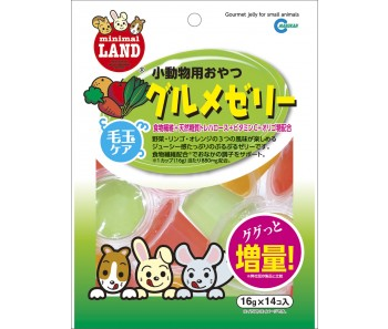 Marukan Gourmet Jelly for Small Animal 16gx14 [MR683]