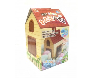 Marukan Cottton Ball House for Hamster 20g [MR822]