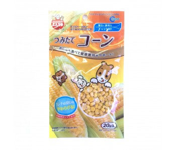 Marukan Freeze Dried Corn for Small Animals 26g [MR825]