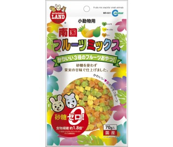 Marukan Fruit Mix Snack for Small Animals 70g [MR931]