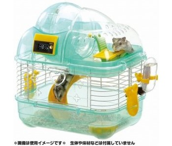 Marukan Hamster House with Ramp - Available in Small & Medium