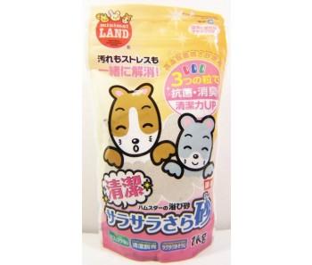 Marukan Hygiene Powder Sand 1kg [MR965]