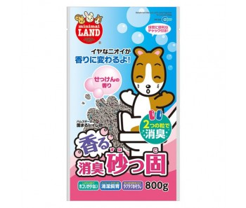 Marukan Scented Deodorant Sand 800g [MR968]