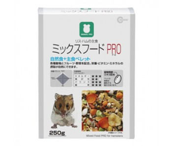 Marukan Pro Mixed Food for Hamster 250g [MRP703]