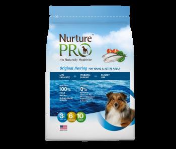 Nurture Pro Original - Dog Adult Herring - Available 4lbs, 12.5lbs & 26lbs