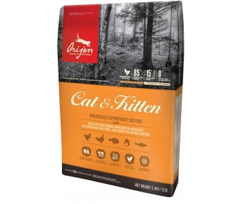 Orijen 'Cat & Kitten' Trial Pack - 340g