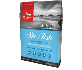 Orijen Cat '6 Fish' Trial Pack - 340g