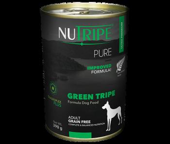 Nutripe Dog Canned Pure' Green Tripe Formula 390g