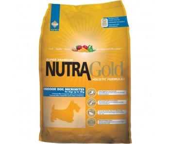 NutraGold Holistic Dog - Indoor Adult Microbites 3kg