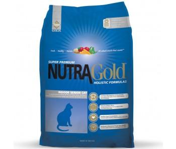 NutraGold Holistic Cat - Indoor Senior 3kg