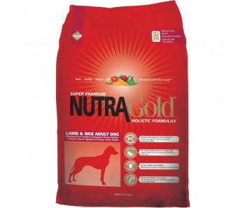 NutraGold Holistic Dog - Lamb & Rice Formula 15kg