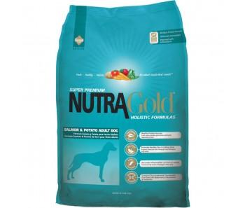 NutraGold Holistic Dog - Salmon & Potato Formula 2.5kg