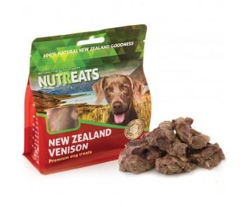 Nutreats New Zealand Venison Dog Treats 50g