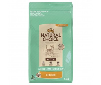 Nutro Cat Natural Choice Adult Chicken - 1.5kg