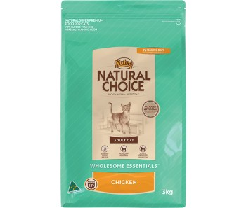 Nutro Cat Natural Choice Adult Chicken - 3kg