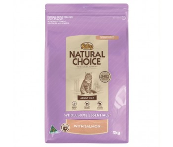 Nutro Cat Natural Choice Adult Salmon - 3kg