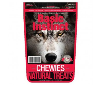 Basic Instinct Chewies 200g